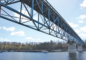 Right-of-way issues are slowing down construction of a replacement for the 92-year-old Kennedy Mill Bridge to a crawl, local residents say.