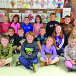Mercer County kindergartners show you how to do Thanksgiving right.
