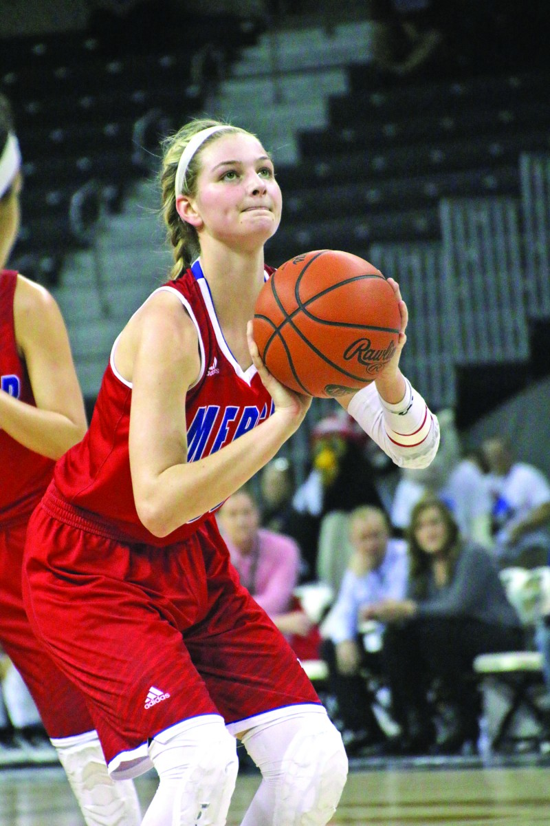 Lady Titan Davis chooses SEMO – The Harrodsburg Herald