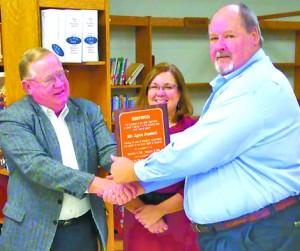 School Board Member Retires After 20 Years
