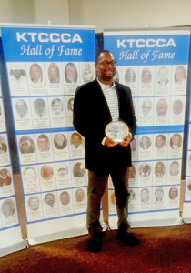 Mercer County Senior High track coach, Terry Yeast, was named Coach of the Year by the KHSAA over the weekend.