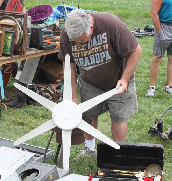 Beware Of Bargain Hunters: 127 Yard Sale Begins Aug  2 – The