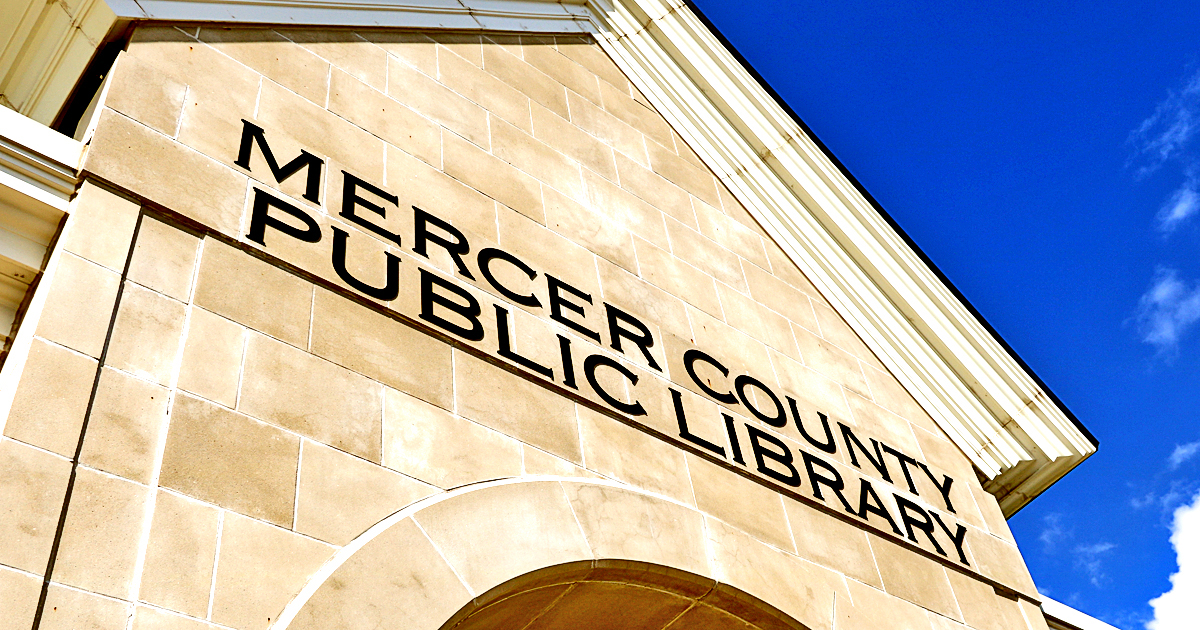 Mercer County Public Library Explains Fiscal Policy – The