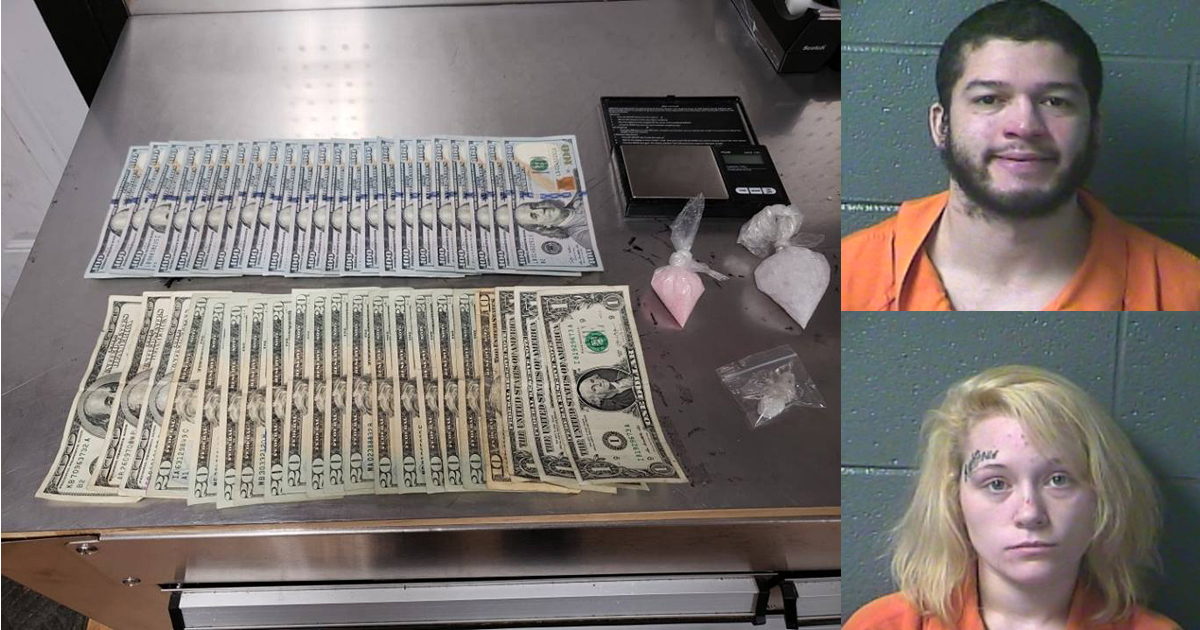 Drugs And Cash Seized In Beaumont Plaza Bust – The Harrodsburg Herald