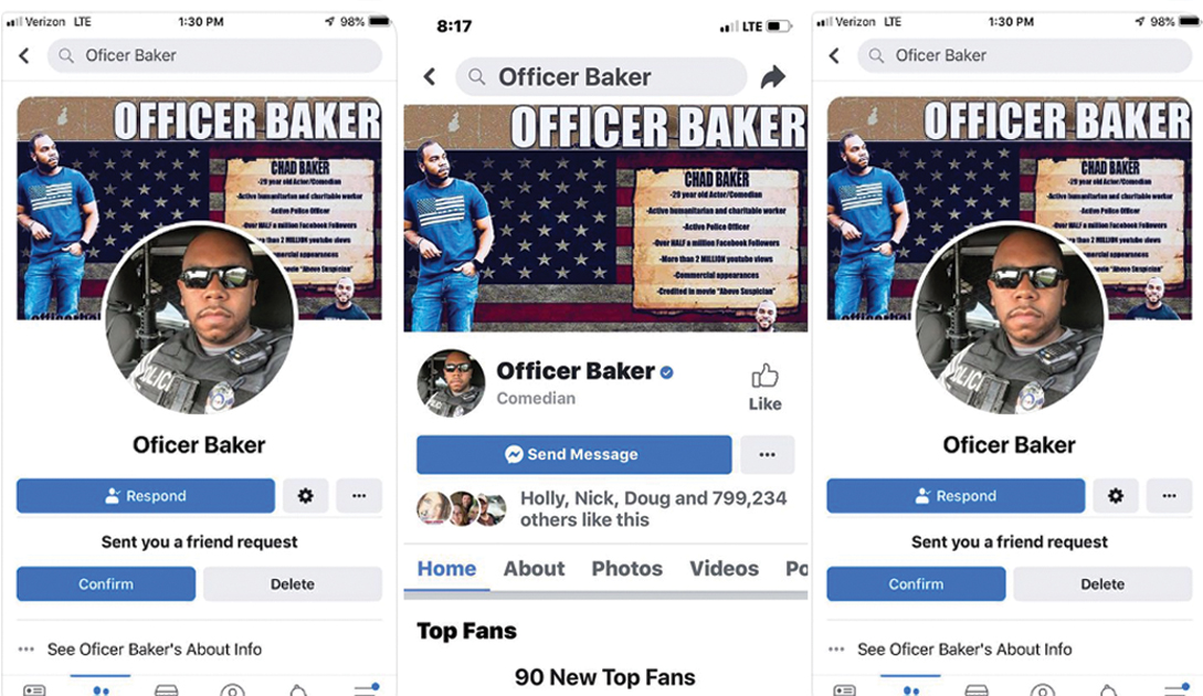 Oprah facebook fans