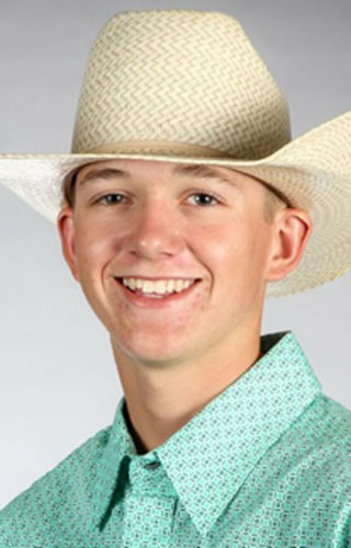 Gammon To Compete At Rodeo Nationals The Harrodsburg Herald