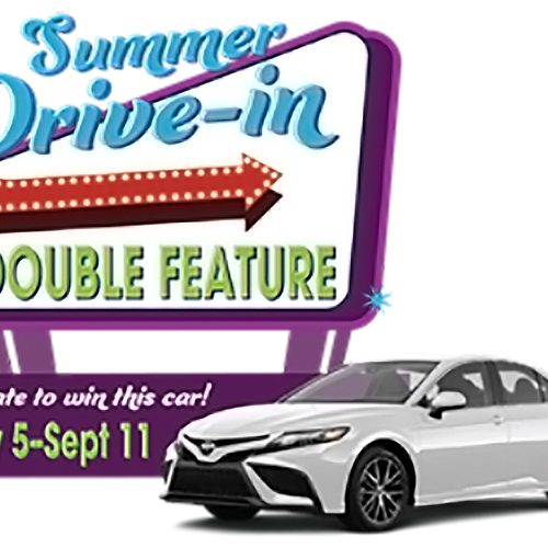 Photo Submitted Donors who give from now until Sept. 11 earn a chance to win an AWD Toyota Camry from the Kentucky Blood Center.