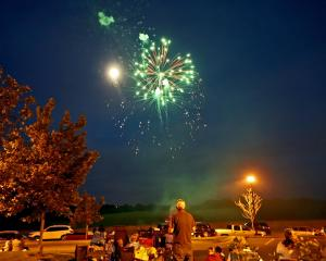 Fireworks at the Willows 2