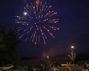 Fireworks at the Willows 4