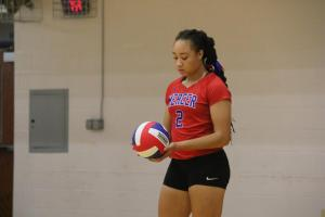 Mercer V Danville Volleyball 9/2020