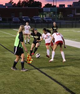 Boyle County Girls Soccer 9/10/20