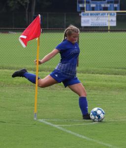 Danville Girls Soccer 9/12/2020