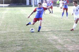 Mercer VS Boyle County Boys Soccer 9-19-20