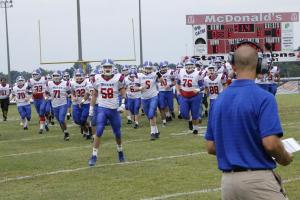 Mercer County Titans vs. Anderson County Bearcats